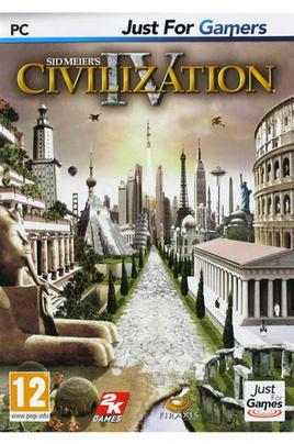 Jeu PC Sid meier's : civilization IV