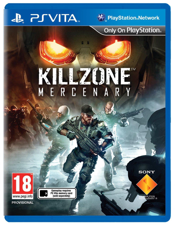 Killzone Mercenary sur PS Vita