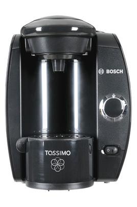 Cafetière à dosette Bosch Tassimo TAS4000 - Noir