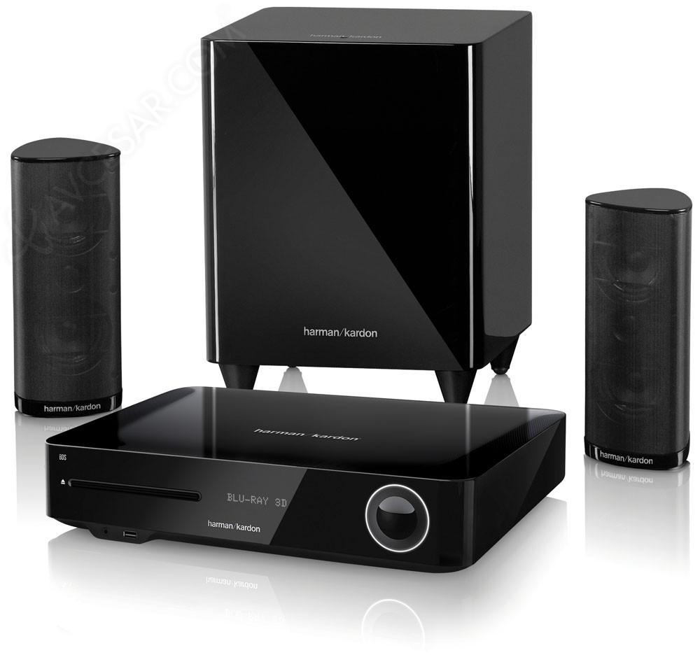 [Adhérents] Home Cinéma Harman Kardon BDS380 3D Bluetooth Wifi