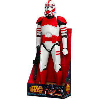 Grande figurine shock clone trooper star wars 80 cm - Grande figurine star wars ...