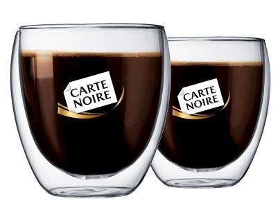 10 verres caf bodum carte noire 25cl avec 50 toiles - Code promo collectionnez les etoiles frais de port gratuit ...
