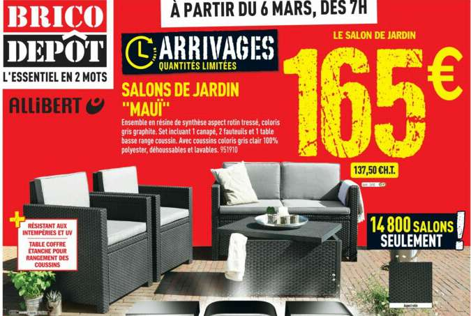 salon de jardin allibert en r sine de synth se. Black Bedroom Furniture Sets. Home Design Ideas