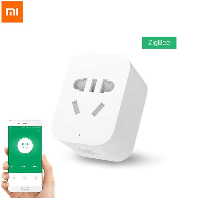 prise connect e xiaomi mi smart version zigbee prise cn. Black Bedroom Furniture Sets. Home Design Ideas