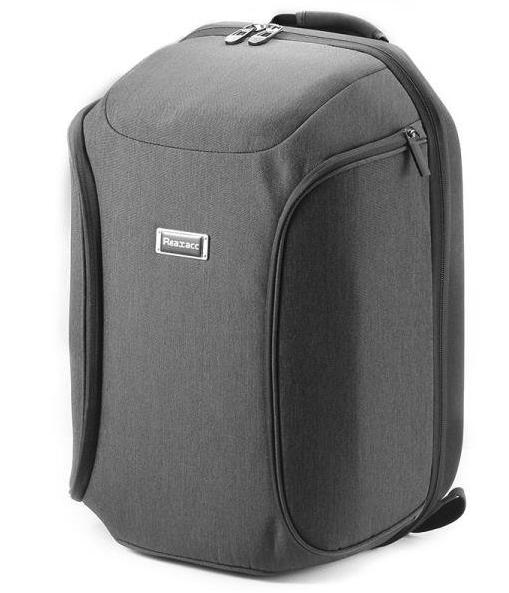 sac de transport pour drone dji phantom 3 noir ou gris europe. Black Bedroom Furniture Sets. Home Design Ideas