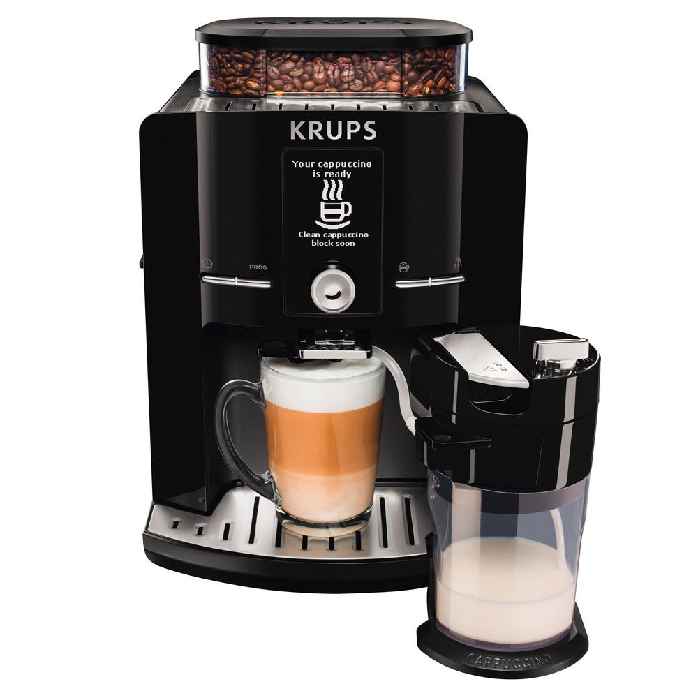 machine caf automatique krups latt 39 espress ea8298. Black Bedroom Furniture Sets. Home Design Ideas