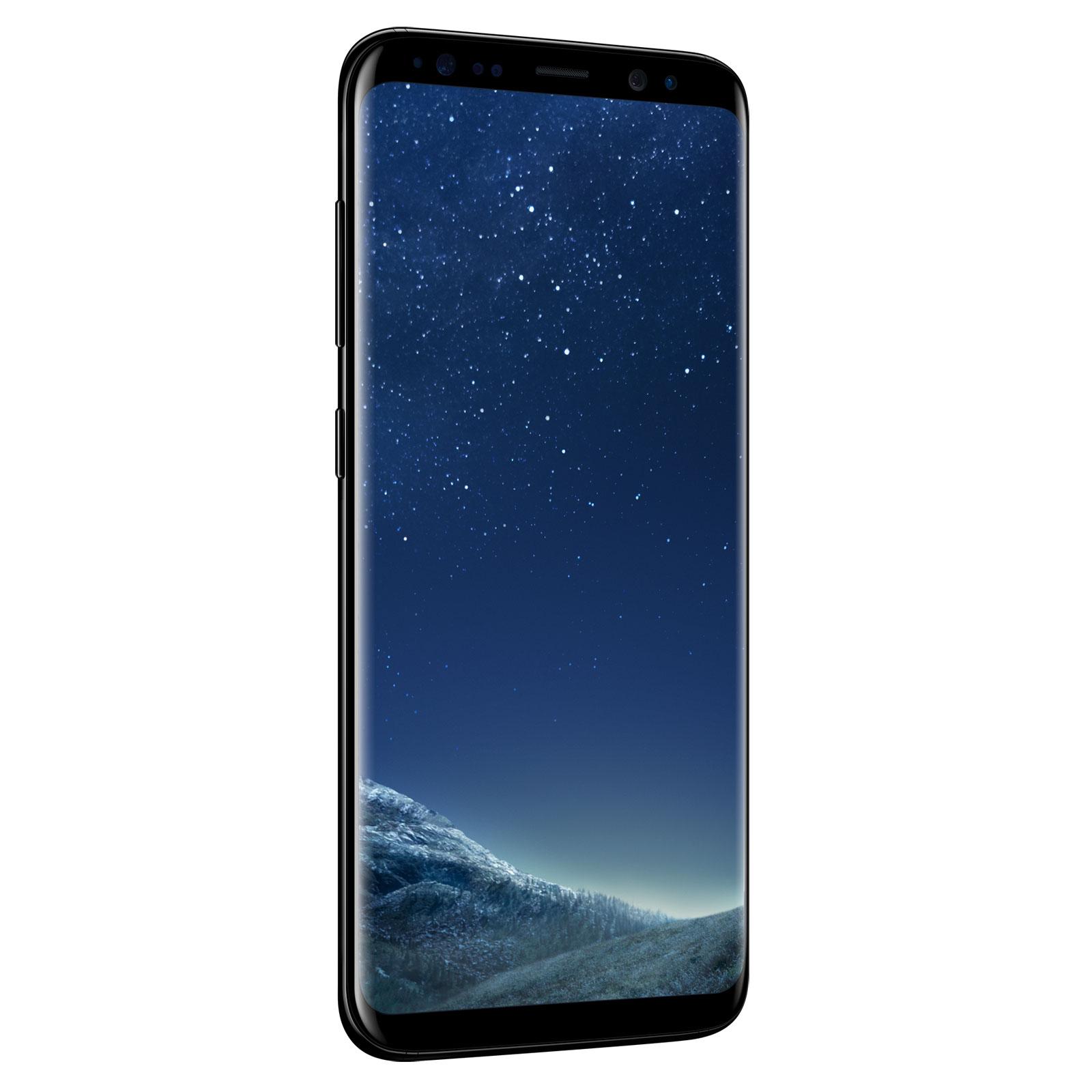 10 de r duction sur les smartphones ex smartphone 5 8 samsung galaxy s8 4 go ram 64 go. Black Bedroom Furniture Sets. Home Design Ideas