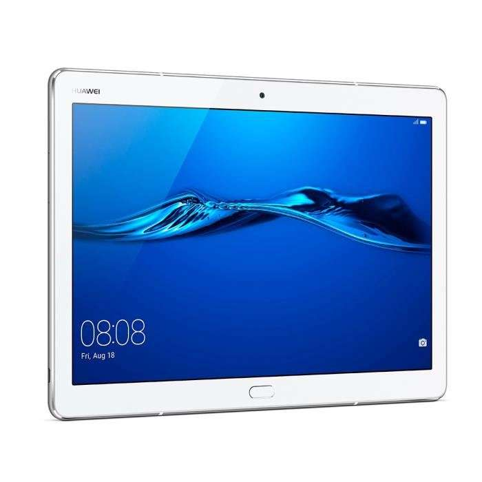 tablette 10 huawei mediapad m3 lite snapdragon 435 3 go de ram 32 go 4g blanc via odr de. Black Bedroom Furniture Sets. Home Design Ideas