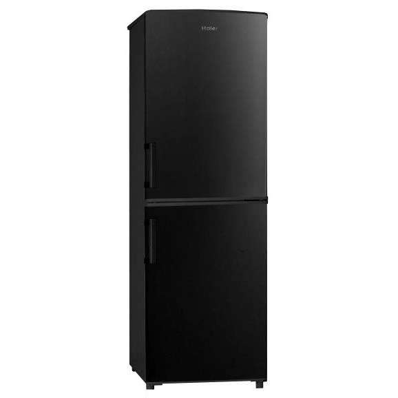 R frig rateur cong lateur bas haier hbm 446b froid - Refrigerateur congelateur noir ...