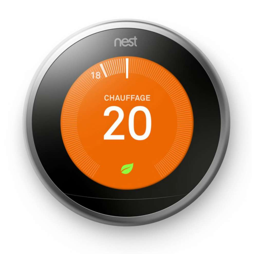 Thermostat connect nest learning 3 me g n ration 20 en bons d 39 achats via odr de 50 - Thermostat connecte nest ...