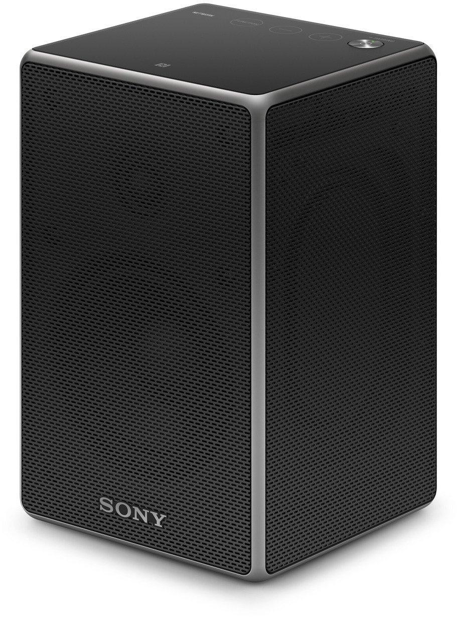 enceinte portable sony srs zr5 noir wi fi dlna multiroom bluetooth hdmi nfc. Black Bedroom Furniture Sets. Home Design Ideas