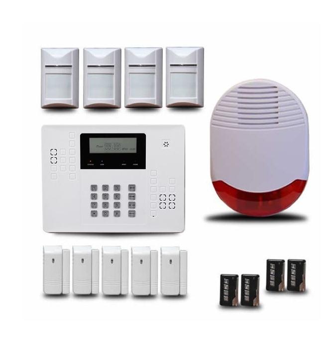kit alarme maison gsm orum cp940g. Black Bedroom Furniture Sets. Home Design Ideas