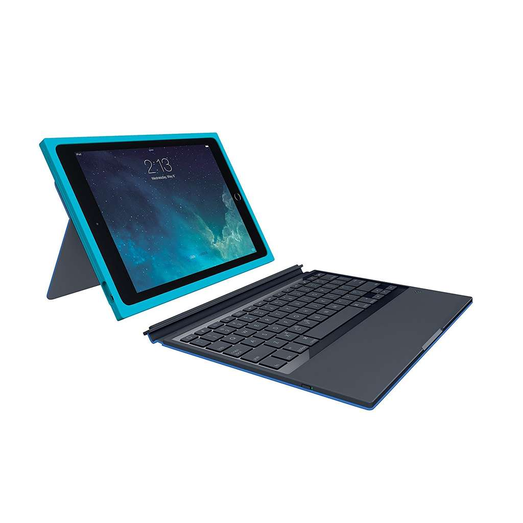 etui de protection avec clavier logitech blok pour ipad. Black Bedroom Furniture Sets. Home Design Ideas