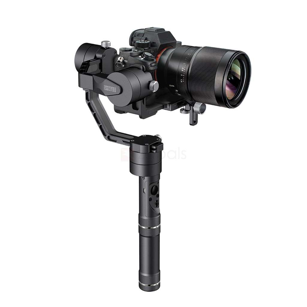 stabilisateur pour appareil photo reflex zhiyun crane v2 3 axes. Black Bedroom Furniture Sets. Home Design Ideas