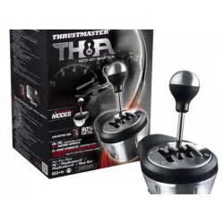 boite de vitesse thrustmaster th8a pour pc ps3 ps4 et xbox one. Black Bedroom Furniture Sets. Home Design Ideas