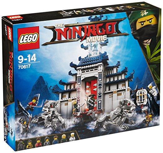 Jeu de construction lego ninjago 70617 le temple de l - Code promo king jouet frais de port gratuit ...