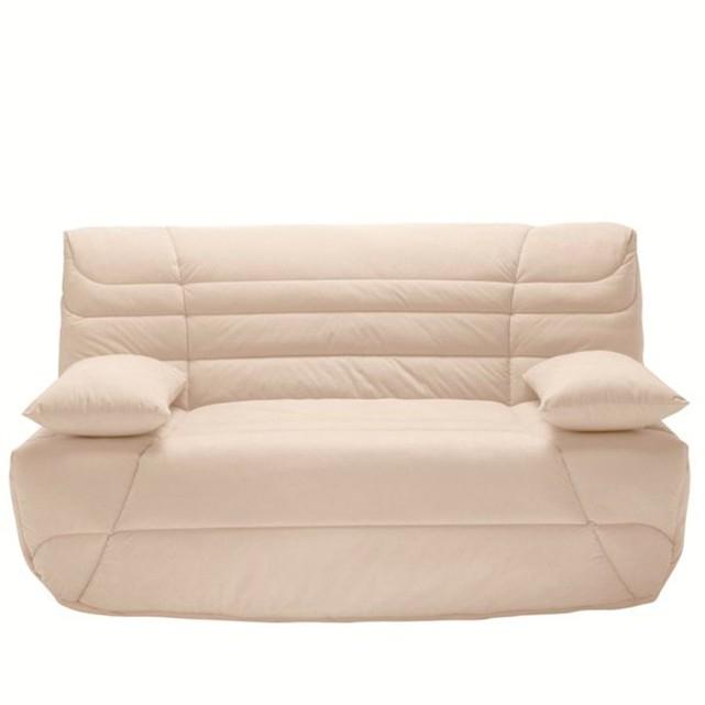 banquette bz 140 cm avec matelas bultex 9 cm. Black Bedroom Furniture Sets. Home Design Ideas