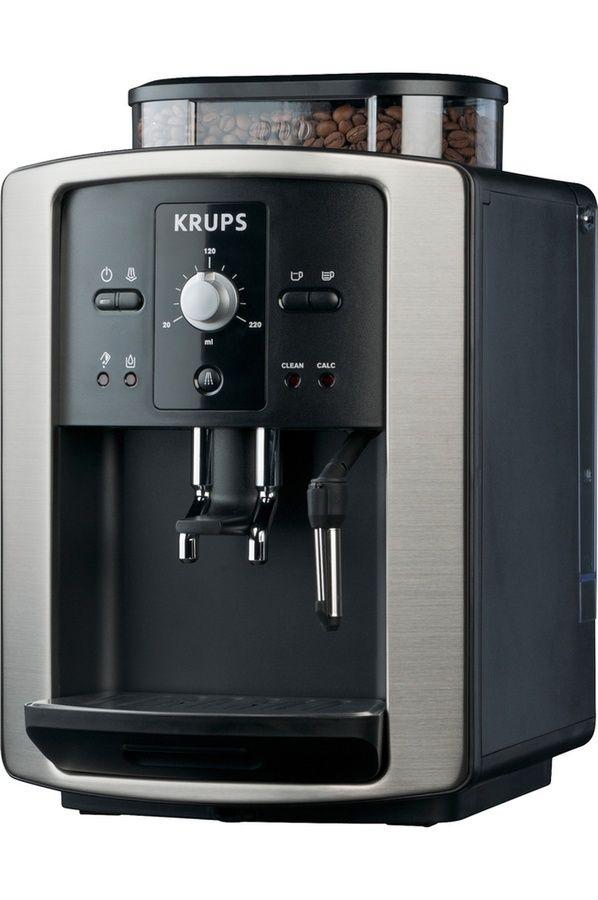 machine expresso krups yy8129fd avec broyeur. Black Bedroom Furniture Sets. Home Design Ideas