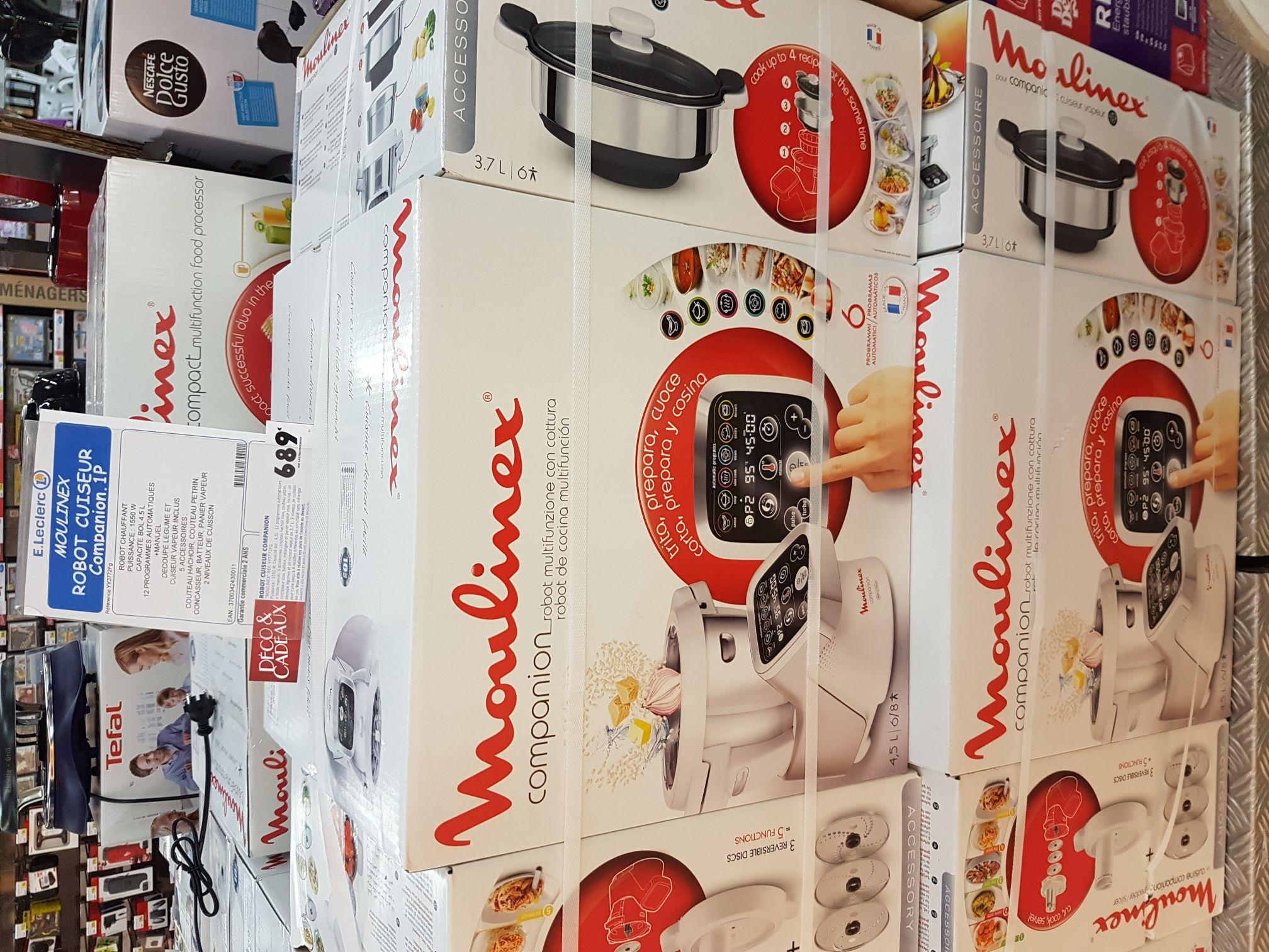 Robot de cuisson multifonction moulinex companion accessoires blagnac 31 - Robot cuisson moulinex ...