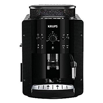 machine expresso automatique krups yy8125fd avec broyeur. Black Bedroom Furniture Sets. Home Design Ideas