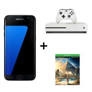 smartphone 5 5 samsung galaxy s7 edge console xbox one s 500go avec assassin 39 s creed origins. Black Bedroom Furniture Sets. Home Design Ideas