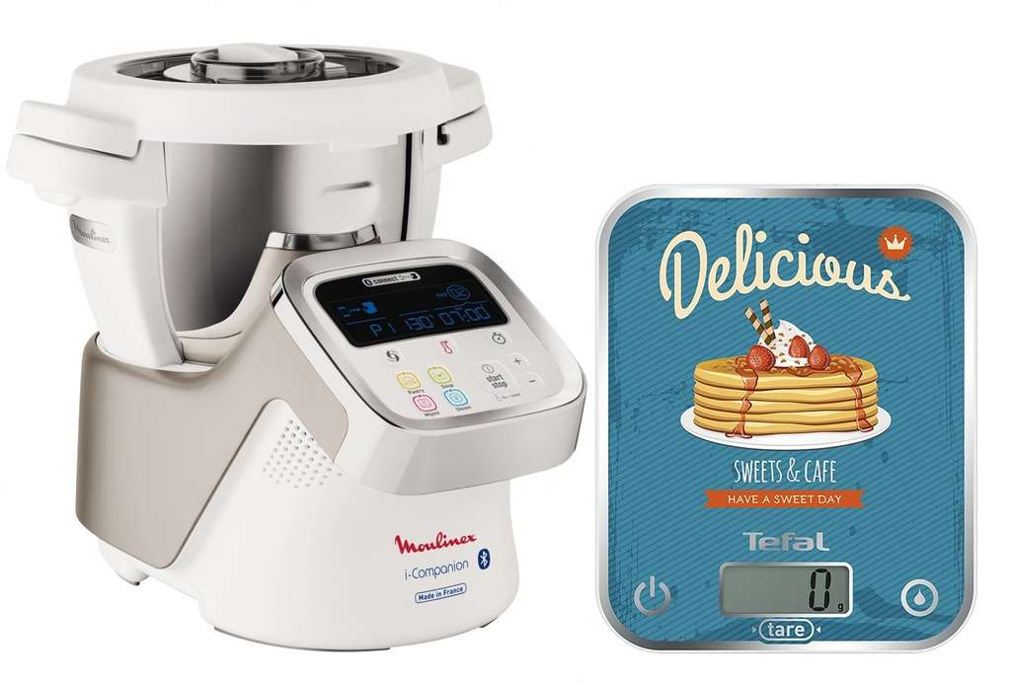 Robot de cuisine moulinex i companion hf9001 balance - Balance de cuisine moulinex ...