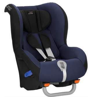 si ge auto dos la route britax max way moonlight blue. Black Bedroom Furniture Sets. Home Design Ideas