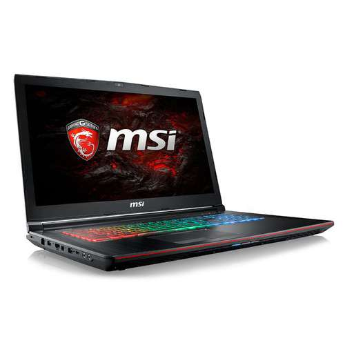 pc portable 17 3 msi ge72mvr full hd i7 7700hq ram. Black Bedroom Furniture Sets. Home Design Ideas