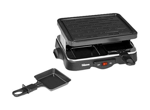 raclette raclette grill 4 personnes tristar ra 2949 pro via cagnotte de 5 45. Black Bedroom Furniture Sets. Home Design Ideas