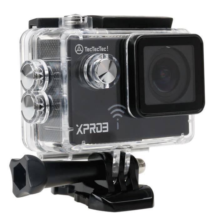 camera sport tectectec xpro 3 4k wi fi vendeur tiers. Black Bedroom Furniture Sets. Home Design Ideas