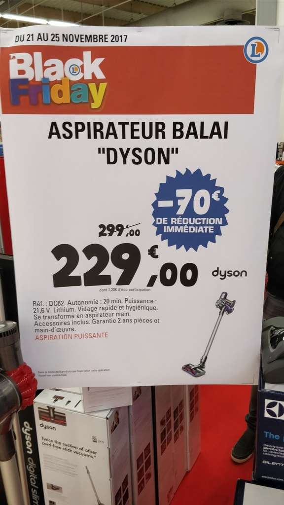 aspirateur balai dyson dc62 saint orens 31. Black Bedroom Furniture Sets. Home Design Ideas