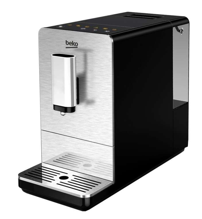 machine expresso avec broyeur beko ceg5301x. Black Bedroom Furniture Sets. Home Design Ideas