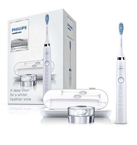 brosse dents lectrique philips sonicare diamondclean hx9331 32 blanc. Black Bedroom Furniture Sets. Home Design Ideas