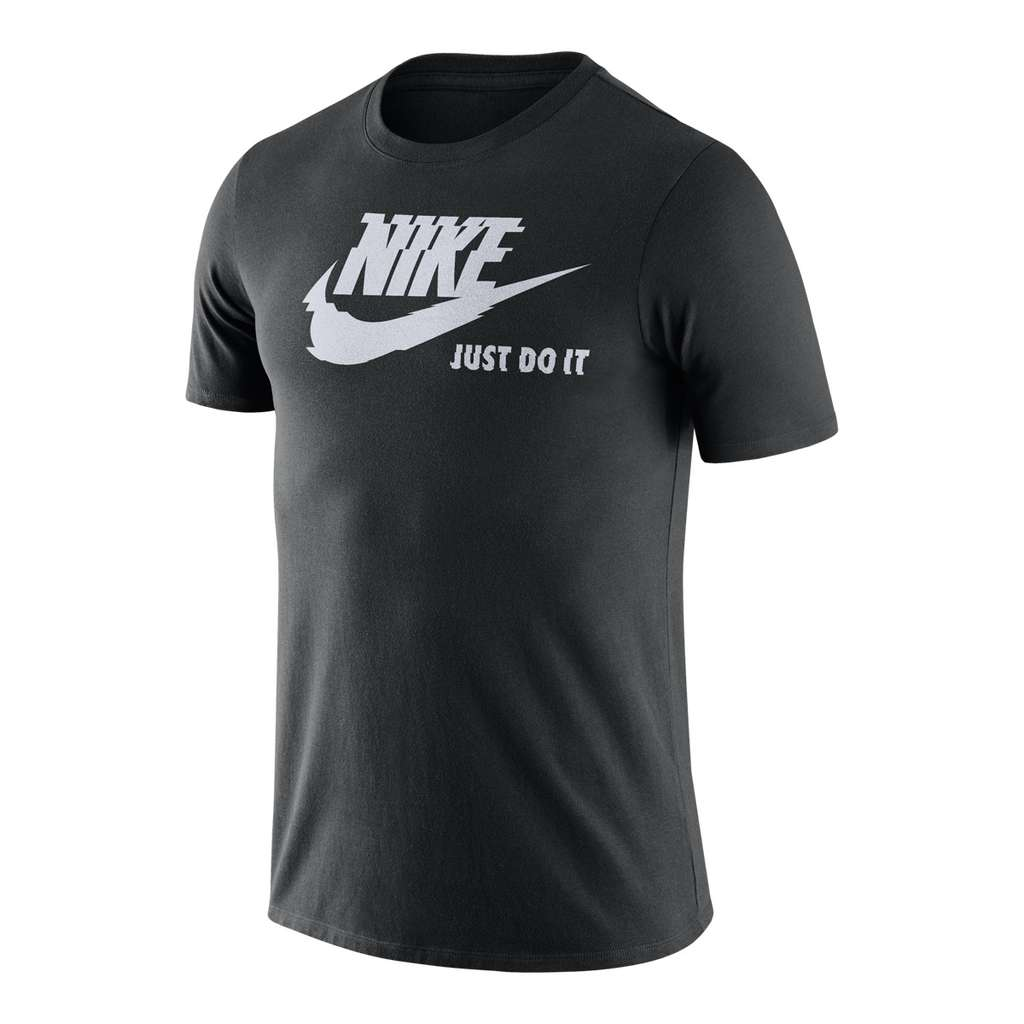 t shirt homme nike futura just do it. Black Bedroom Furniture Sets. Home Design Ideas