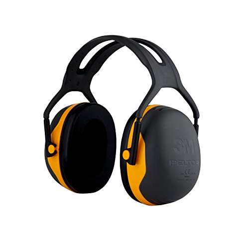 casque antibruit 3m peltor x2a jaune gris. Black Bedroom Furniture Sets. Home Design Ideas
