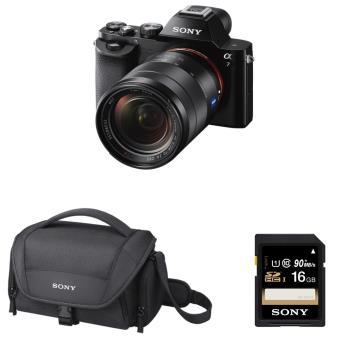 Appareil photo hybride full frame sony a7 objectif 28 70 for Housse appareil photo hybride