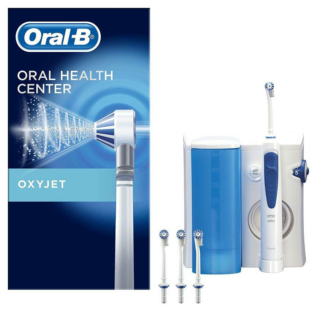 jet dentaire oral b oxyjet hydropulseur. Black Bedroom Furniture Sets. Home Design Ideas