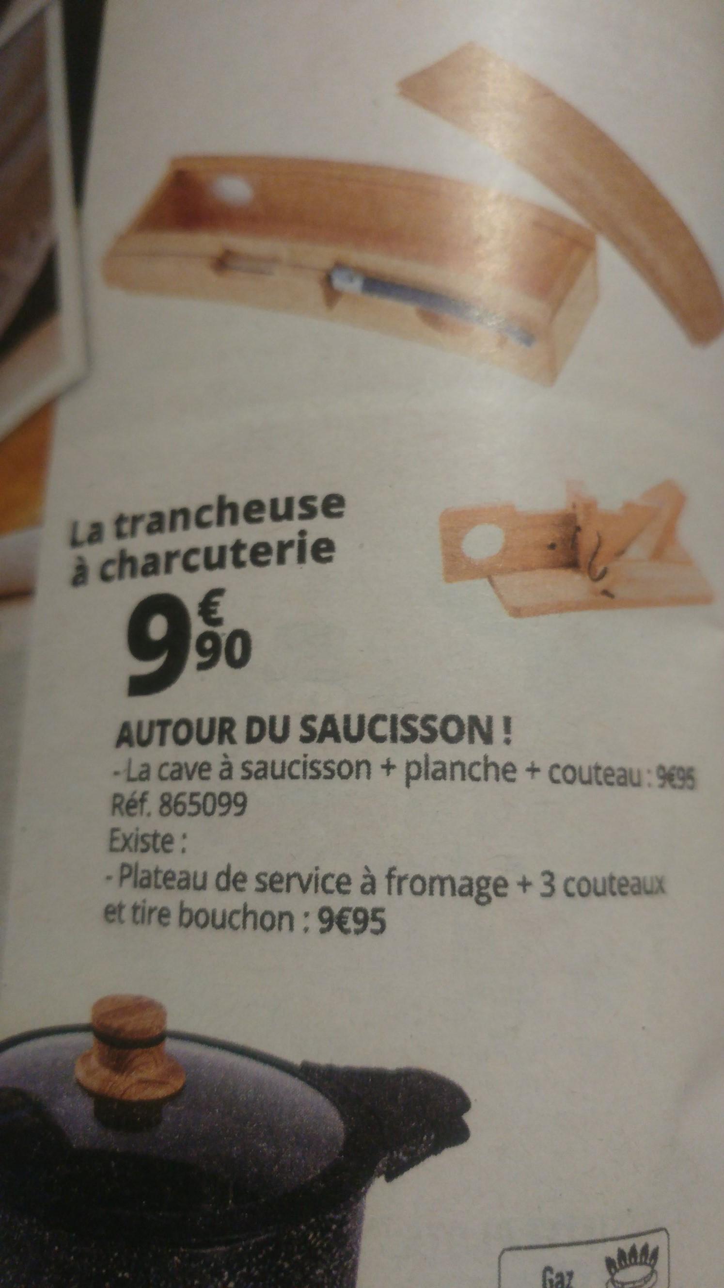 trancheuse charcuterie cave saucisson planche 3. Black Bedroom Furniture Sets. Home Design Ideas