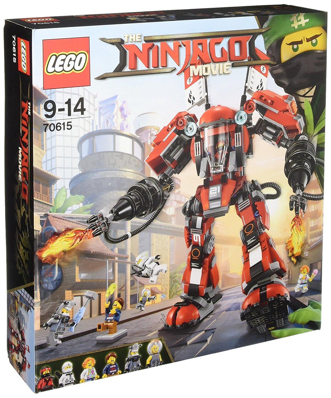 Jeu de construction l 39 armure de feu lego ninjago 70615 - Jeu lego ninjago gratuit ...