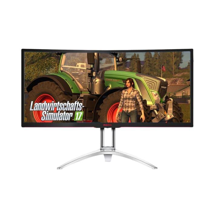 ecran pc 35 incurv aoc ag352qcx 200hz 2560 x 1080. Black Bedroom Furniture Sets. Home Design Ideas
