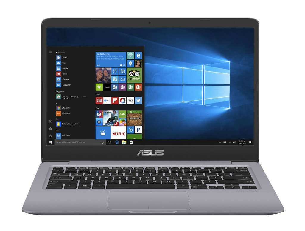 pc ultra portable 14 asus vivobook s410un eb015t full hd i5 8250u ram 8go ssd 256go. Black Bedroom Furniture Sets. Home Design Ideas