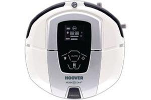aspirateur robot hoover rbc031b 1 blanc via odr de 25. Black Bedroom Furniture Sets. Home Design Ideas