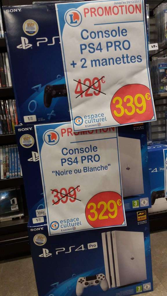 Console sony ps4 pro 1 to blanche carcassonne 11 - Console d entree blanche ...
