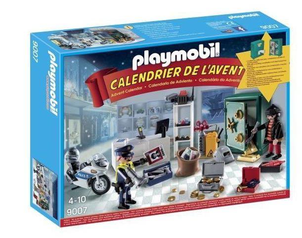 3 calendriers de l 39 avent playmobil via sur la carte - Carrefour calendrier de l avent ...
