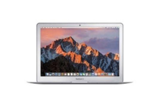 pc portable 13 3 apple macbook air silver i5 ram 8 go. Black Bedroom Furniture Sets. Home Design Ideas