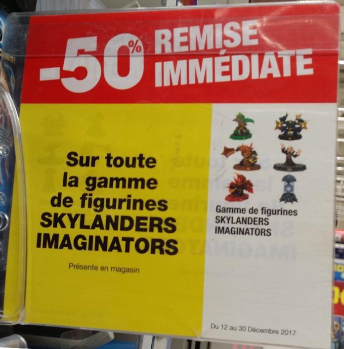 Figurines skylanders imaginators portet sur garonne 31 for Carrefour portet sur garonne horaire