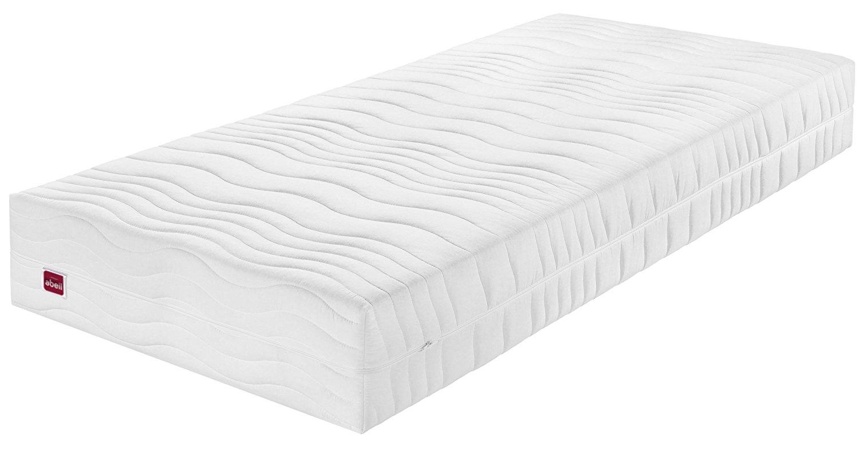 matelas m moire de forme abeil 4cm 50kg m3 140 x 190 200 cm epaisseur 25 cm. Black Bedroom Furniture Sets. Home Design Ideas