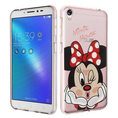 coque minnie pour smartphone asus zenfone live vendeur tiers. Black Bedroom Furniture Sets. Home Design Ideas