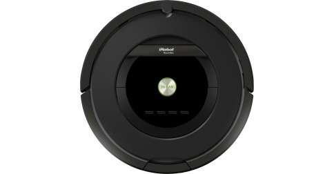 aspirateur robot roomba 875 r875. Black Bedroom Furniture Sets. Home Design Ideas