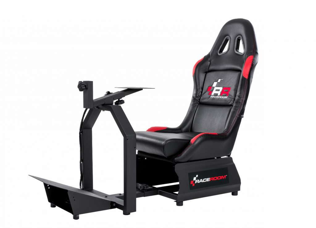 si ge de jeux vid o raceroom rr3055. Black Bedroom Furniture Sets. Home Design Ideas